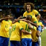 Сборная Бразилии на Чемпионате Мира 2014