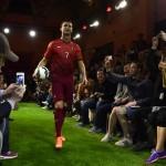 Криштиану Роналду презентует бутсы Nike Mercurial Superfly IV