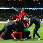 Сборная Португалии на Чемпионате Мира 2014