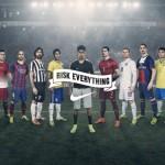 Вторая часть промовидео от Nike «risk-everything»
