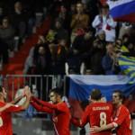 Сборная России на чемпионате мира 2014
