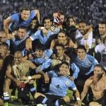 Сборная Уругвая на Чемпионате Мира 2014