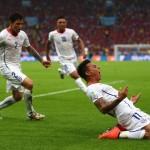 Сборная Чили на Чемпионате Мира 2014