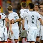 Сборная Германии на Чемпионате Мира 2014