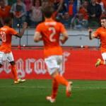 Сборная Голландии на Чемпионате Мира 2014