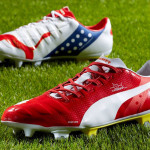 Бутсы Puma Arsenal EVOpower и EVOspeed