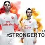 Лондонский Arsenal и немецкий производитель футбольной экипировки PUMA стали партнерами.