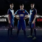 Форма Манчестер Юнайтед на сезон 2014/2015 от Nike