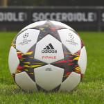 Мячи Лиги Чемпионов и Лиги Европы 2014/15