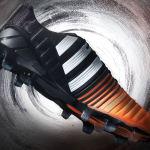 Черно-оранжевые adidas Nitrocharge 1.0