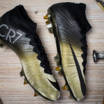 Бутсы Nike CR7 «Rare Gold» Superfly