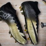 Бутсы Nike CR7 «Rare Gold» Superfly