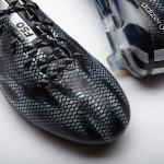 Черные Adidas F50 #пустьненавидят.