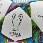 Официальный мяч финала Лиги Чемпионов 2014/15.