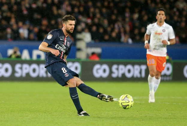 Paris Saint-Germain FC v Montpellier Herault SC - Ligue 1