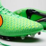 Nike Magista Obra «Poison Green/Total Orange/Black».