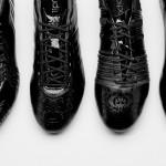 Рыцарский Adidas «Black Pack».