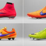 Весеннее обновление Nike Intense Heat.