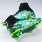 Бутсы Nike Mercurial Superfly в стиле Дня Святого Патрика
