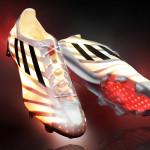 Самые легкие в мире бутсы Adidas Adizero 99g