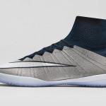 Серебряные Nike MercurialX Proximo SE IC