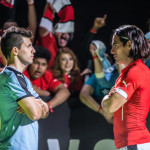 Агуэро против Фалькао в дерби от Puma