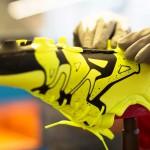 Как создаются бутсы Adidas X15 ?
