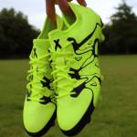 Тестирование бутс Adidas X
