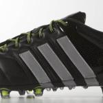 Черно-серебряные Adidas Ace 15.1.