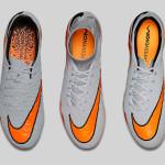 Сравнение шести версий Nike Hypervenom II.
