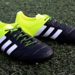 Тест кожаных бутс Adidas ACE15.1