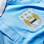 Домашняя форма Manchester City 2015/16