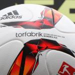 Torfabrik официальный мяч Бундеслиги 2015/16.