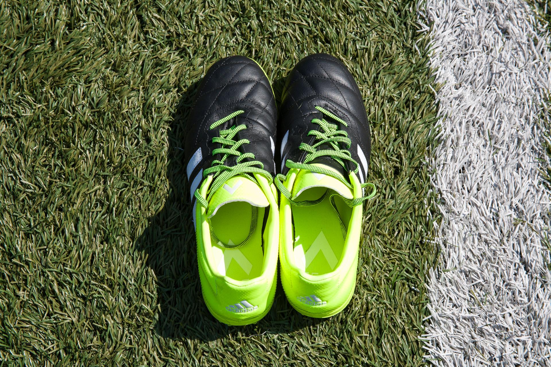 newest b0b07 4b1cf Adidas ACE 15.3 TF Leather первые впечатления.