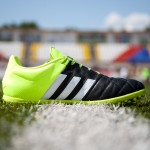 Adidas ACE 15.3 TF Leather первые впечатления.