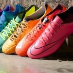 Быстрые бутсы для быстрых футболистов