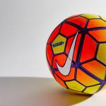 Яркий мяч для зимнего периода Nike Ordem 3