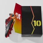 Пристальный взгляд на бутсы Adidas Messi 10/10