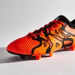 Новые бутсы Adidas X15.1 + Primeknit.