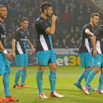 Третий комплект формы Арсенала 15-16.