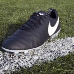 Классические бутсы Nike Tiempo с новым дизайном
