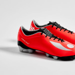 Бутсы CONCAVE VOLT + RED/GREY