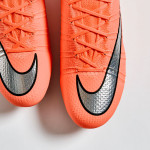 Nike Mercurial Superfly IV цвета манго