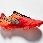 Бутсы NIKE TIEMPO 6 «LIGHT CRIMSON»