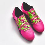 Розовые ADIDAS X 15.1