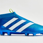 Бутсы Adidas Ace 16+ Purecontrol «Shock Blue»