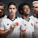 Специальная форма сборной Колумбии для Кубка Америки 2016