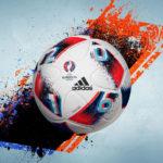 Официальный мяч финала Евро 2016 Adidas Fracas