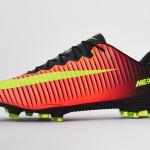 Бутсы Nike Mercurial Vapor XI «total crimson/volt/pink blast»
