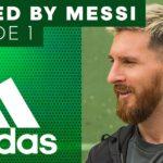 Второй сезон компании «Backed By Messi»